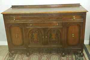 Antique Buffet * Delivery Available *