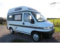 Auto-Sleepers Harmony 4 Berth 4 Seatbelts Campervan Motorhome MANUAL 1999/T