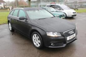 Audi A4 2.0TDI (143ps) SE Estate 5d 1968cc Multitronic