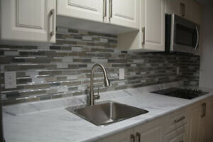 Walkout basement one bedroom apartment Pickering  _ Scarborough
