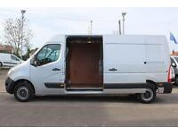 2016 Renault Master LM35dCi 125 Business Medium Roof Van Diesel grey Manual
