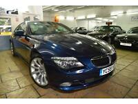 2009 BMW 6 Series 3.0 635d Sport 2 Doors / AUTO / SATNAV/ FACELIFT
