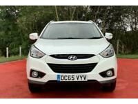 2016 Hyundai Ix35 1.6 GDI Blue Drive SE Nav 5dr 2WD Estate Petrol Manual