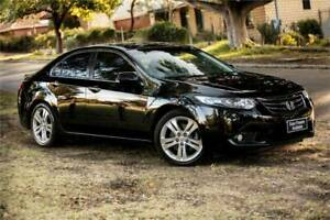 2012 HONDA ACCORD  EURO LUXURY 10 MY12 2.4L 5 SP AUTOMATIC Welshpool Canning Area Preview