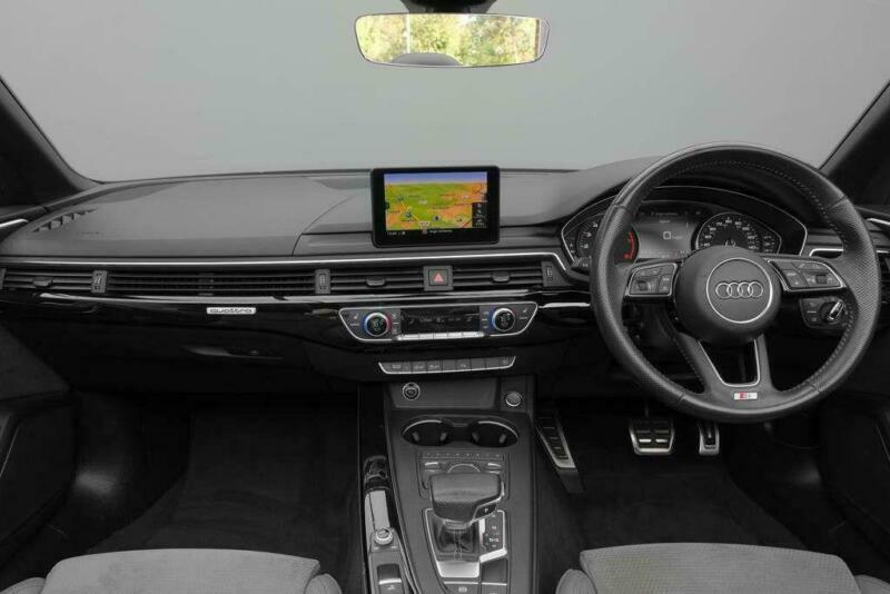 2017 Audi A5 Cabriolet 2.0 TFSI S line Cabriolet S Tronic quattro (s/s) 2dr