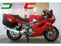 2003 Ducati ST4S Red 16,865 Miles Panniers 3 Owners