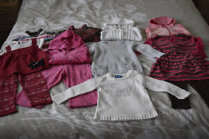 2T Outfits and sweaters