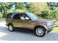 2013 Land Rover Discovery Commercial Sd V6 [255] Auto PANEL VAN Diesel Semi Auto