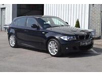2010 BMW 1 Series 2.0 120d M Sport 5dr