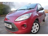 FORD KA STUDIO 1.25 3 DOOR*FULL SERVICE HISTORY*£30 TAX*IDEAL FIRST CAR*2 OWNERS