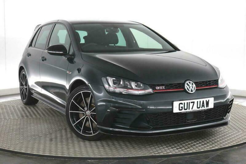 2017 Volkswagen Golf 2 0 Tsi Bluemotion Tech Gti Clubsport