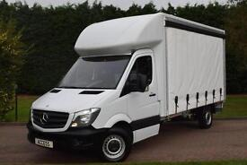 Mercedes Benz Sprinter Curtain-sider 313 cdi Lwb