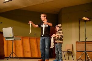 Comedy Children's Magician & Entertainer Cambridge Kitchener Area image 4