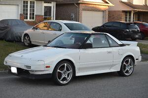 1989 Toyota MR2 Coupe (2 door)