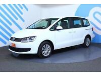 2016 Volkswagen Sharan 2.0 TDI BlueMotion Tech S DSG 5dr (start/stop)