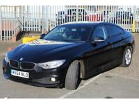 2014 BMW 4 Series Gran Coupe 2.0 418d SE Gran Coupe Auto 5dr (start/stop)