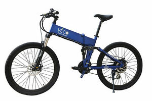VECO Electric Bicycle ebike - 350W - 36V 13Ah - Free Shipping