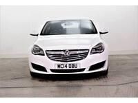 2014 Vauxhall Insignia DESIGN NAV CDTI ECOFLEX S/S Diesel white Manual