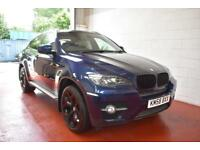 BMW X6 3.0 35 XDRIVE ~ AUTOMATIC ~ DIESEL ~ 2008 ~ 74,000 MILES * HPI CLEAR *