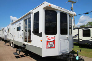 2008 KZ RV Sportsmen 391FL