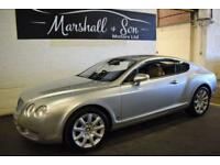 2004 04 BENTLEY CONTINENTAL 6.0 GT 2D AUTO 550 BHP