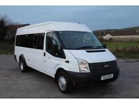 95417fc291 Ford Transit 2.2TDCi ( 135PS ) ( EU5 ) ( RWD ) 430EL HDT Med