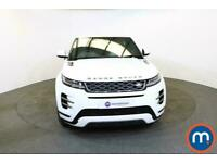 2019 Land Rover Range Rover Evoque 2.0 D180 R-Dynamic S 5dr Auto 4x4 Diesel Auto