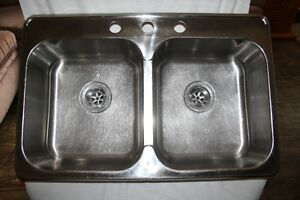 Kitchen Sink (Used) (Double)