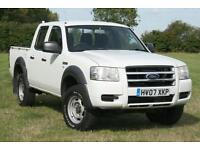 Ford Ranger 2.5TDCi Double Cab Pick Up 4x4