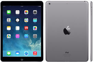 I'm looking for an iPad Air