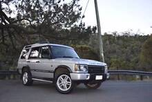 Land Rover Discovery 2003 2a TD5 Auto Trevallyn West Tamar Preview