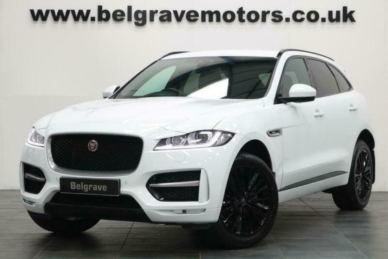 Jaguar F Pace R Sport Auto Awd Sat Nav Full Leather Privacy 53 Mpg In Sheffield South Yorkshire Gumtree