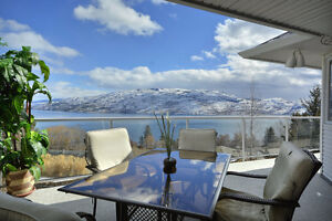 Rancher Walkout with Unobstructed Lake Views!