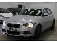 2013 BMW 1 Series 2.0 118d Sport Sports Hatch (s/s) 5dr