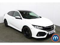 2019 Honda Civic 1.0 VTEC Turbo 126 EX 5dr CVT Auto Hatchback Petrol Automatic