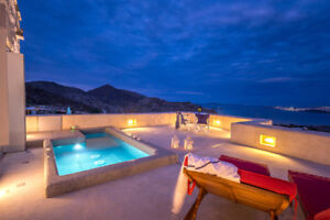 Luxury Villa on Greek Island of Paros