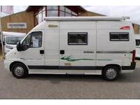 Trigano Tribute 2 Berth Campervan for sale