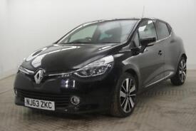 2013 Renault Clio DYNAMIQUE S MEDIANAV ENERGY DCI S/S Diesel black Manual