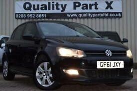2011 Volkswagen Polo 1.4 Match DSG 5dr