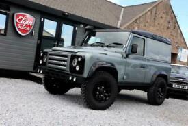 2012 Land Rover Defender 90 X-Tech LE Hard Top 2.4 TDCi ( 122 bhp ) PANEL VAN Di