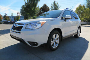 2014 Subaru Forester Limited SUV, Crossover, Excellent condition