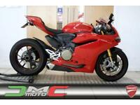 2015 Ducati 1299 Panigale S Red 3,803 Miles 1 Owner | £199 pcm