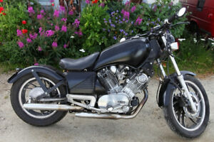 1982 Yamaha Virago 920  Customized, with extras and parts bike