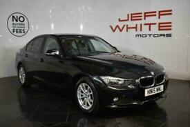 2015 BMW 3 Series 320d EfficientDynamics Business 4dr Diesel black Manual
