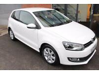 VW Polo 2OWNER-LOW MILEAGE