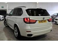 2013 BMW X5 3.0 30d M Sport xDrive (s/s) 5dr
