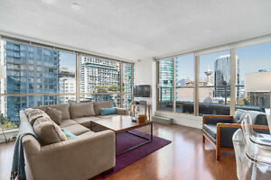 $3200 (ORCA_REF#1209822H)***FULLY FURNISHED Downtown 2 Bedroom *