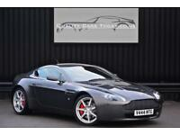 Aston Martin Vantage 4.3 V8 Manual *Meteorite with Chancellor Red*
