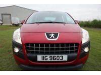 2010 Peugeot 3008 1.6 HDi FAP Sport 5dr