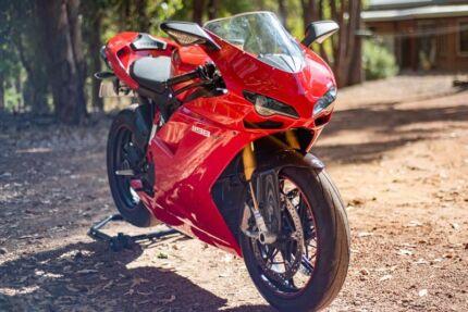 Ducati 1198SP Stoneville Mundaring Area Preview